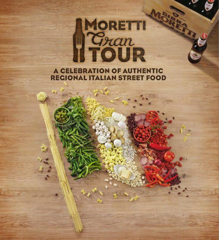 Space Creates 'The 'Moretti Movement' For Birra Moretti