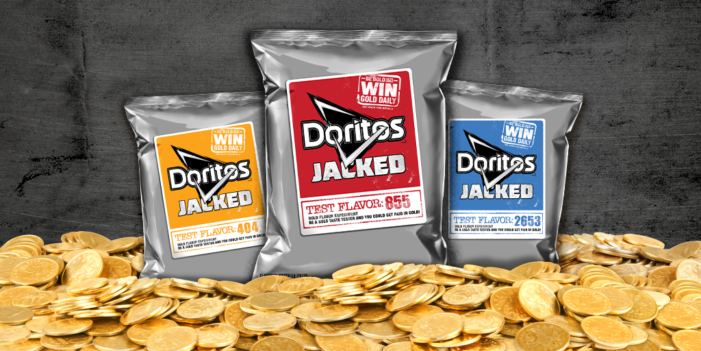 Spicy Street Taco Claims Top Spot As Doritos Jacked Mystery Flavors Are Revealed