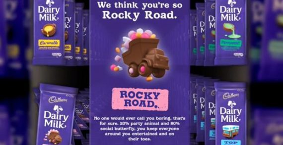 Cadbury Sweetens Aussie Palates With Facebook-Powered Vending Machine