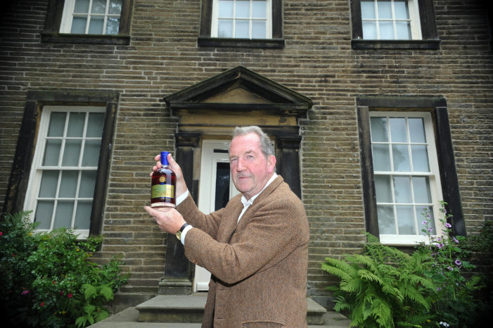 Yorkshire Drinks' Expert Revives Brontë Liqueur