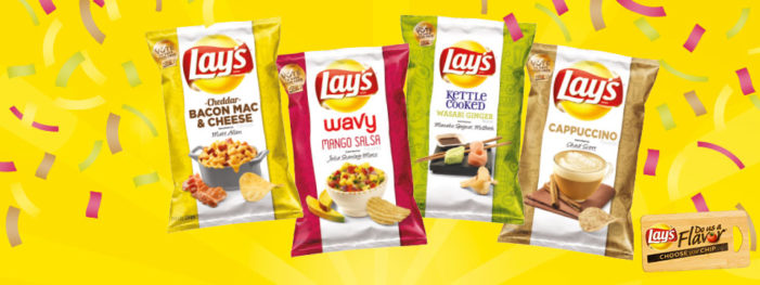 Lay's Potato Chips Reveals The Finalists For 'Do Us A Flavor' Contest