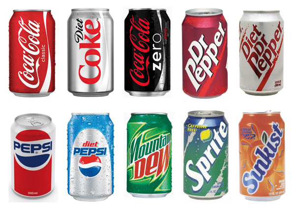 Soft Drinks Falling Flat? 25% Brits Drinking Less Than They Were Six Months Ago