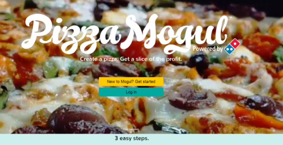 Domino's Pizza Encourages Australians To Become Pizza Moguls
