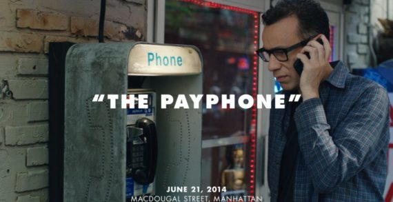 Heineken Attempts to Interrupt New Yorkers' Routine with Mystery Payphone Caller