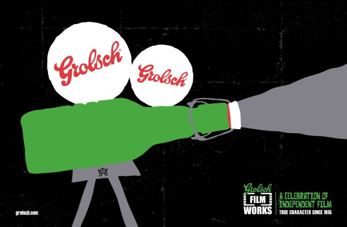 Grolsch Lifts the Lid on Bluetooth Bottlecaps Providing Free Movies