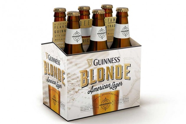 Guinness Will Make a Lager for Bud-Swilling Americans