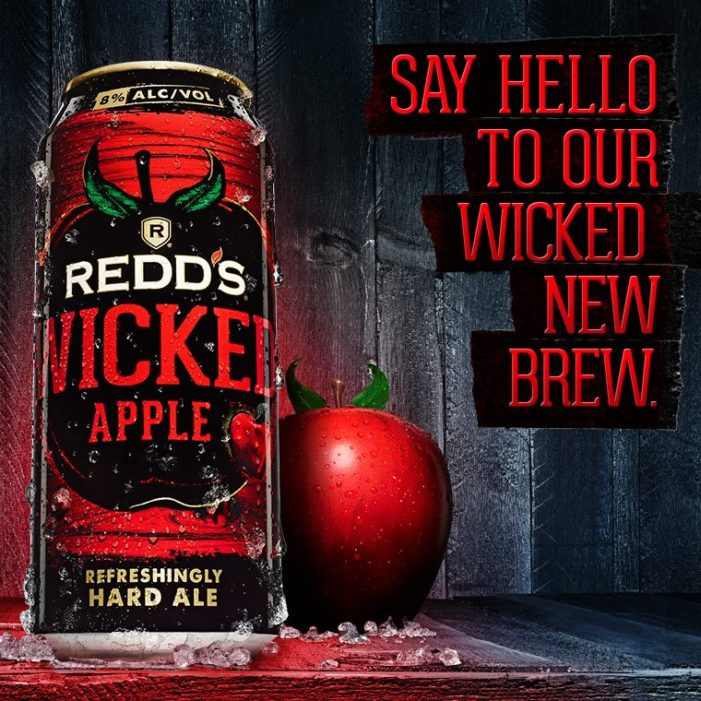 Redd's Apple Ale Takes a Turn For the Wicked
