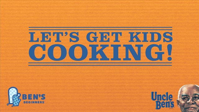 Uncle Ben's Inspires Families Everywhere To Connect In The Kitchen