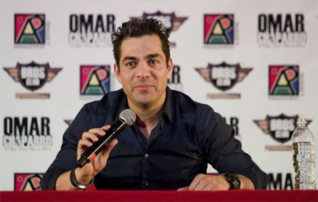 Redd's Apple Ale Partners With Mexican Actor Omar Chaparro