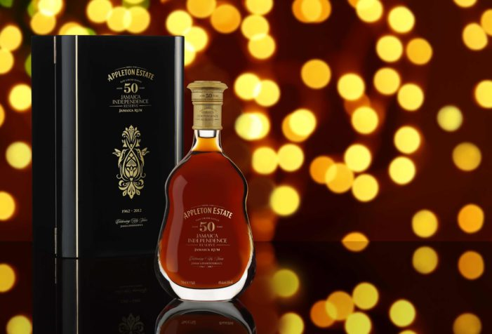 Appleton Estate Jamaica Rum Unveils New Brand Campaign – 'From Jamaica With Love'