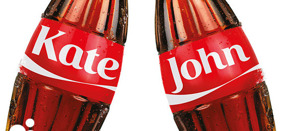 Coca-Cola Reveals That Two-thirds of Brits Use Name They Were Given at Birth