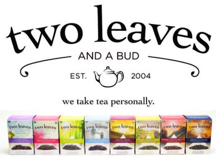 Two Leaves & a Bud Tea Company Celebrates 10th Anniversary