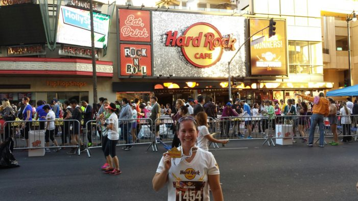 """Hard Rock Cafe Calls For Entries For Hollywood """"Run"""" Of Fame"""