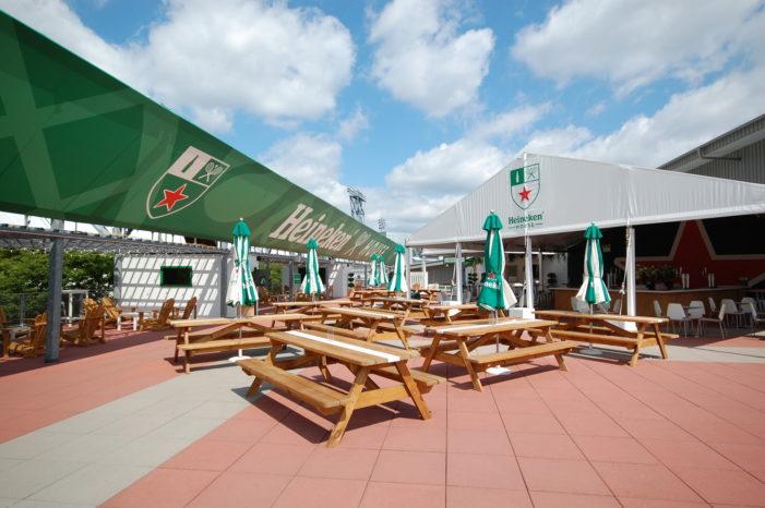 Heineken House Returns To The US Open