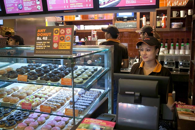 Dunkin' Donuts India Long-Term Expansion On Track