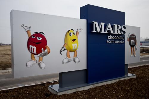 Mars Chocolate Site In Topeka Achieves Prestigious LEED Gold Certification