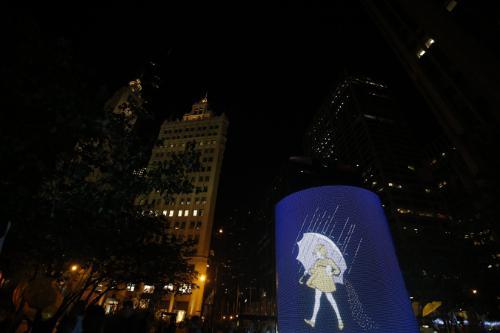 Morton Salt Girl Voted Into Advertising Week Walk of Fame