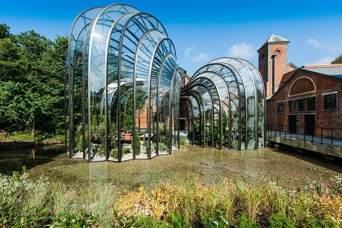 Bombay Sapphire Returns Historic Laverstoke Mill to its Former Glory