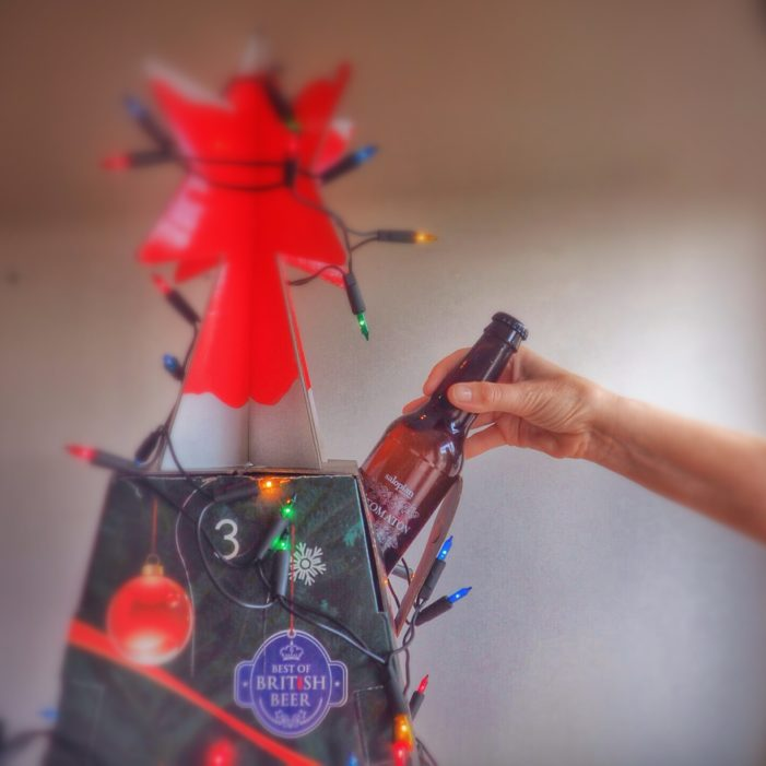 Beer Company Launches Advent Calendar with a Difference!