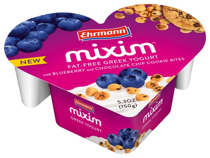 Ehrmann's Mixim Greek Yogurt Puts Extra Love in Lunchboxes for Back-to-School