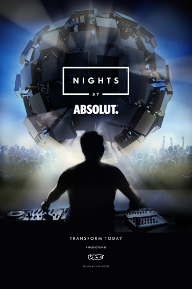 Absolut Challenges Convention By Infusing Nightlife With Creativity