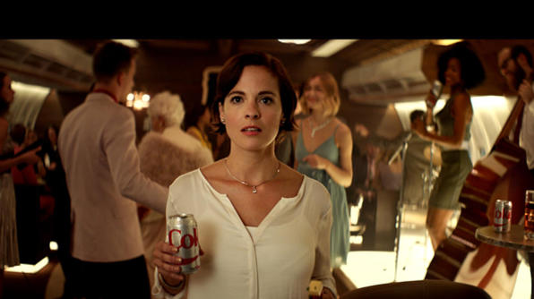 Diet Coke Invites Fans To 'Get A Taste' Of The Good Life