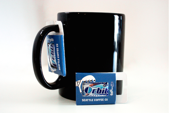 Orbit Gum Gives Away One Million Pieces Of Gum To Celebrate National Coffee Day