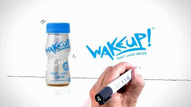 """WakeUp Drink Offsets """"Post-Lunch Dip Syndrome"""""""