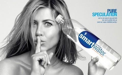 Glaceau Smartwater Announces Major Marketing Campaign