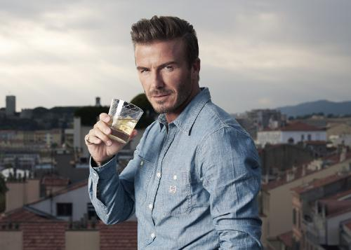 David Beckham Raises a Toast to Travellers in Cannes With New Haig Club