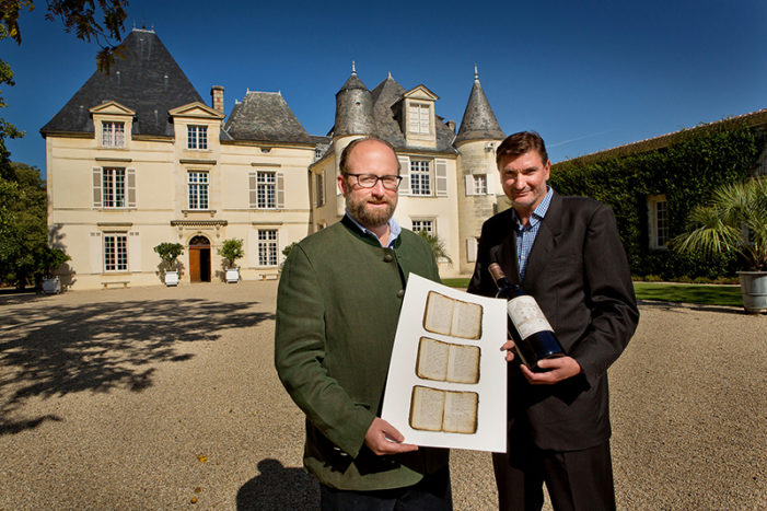 Château Haut-Brion Finds The Oldest Written Mention Of Its Wine