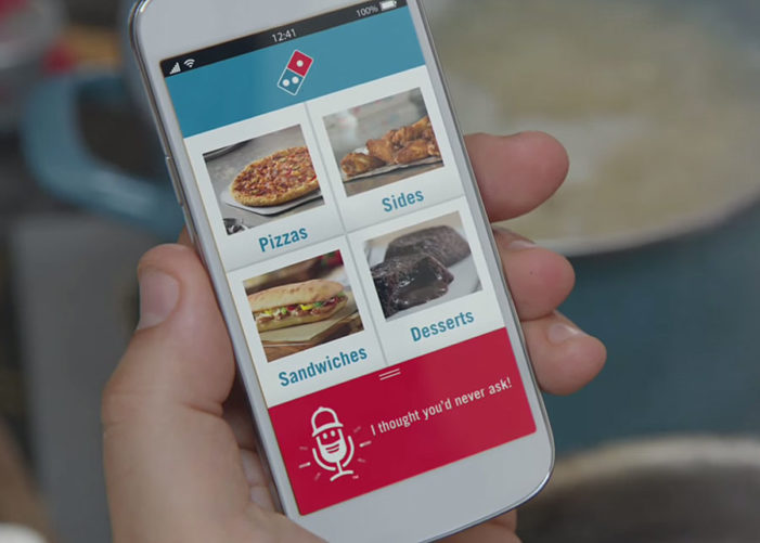 Dominos Introduce 'Dom' The 'Siri' Of Pizza Ordering