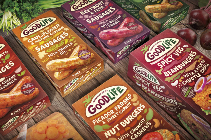 Springetts Brand Design Gives Goodlife A Fresh Look