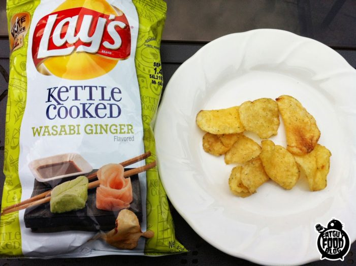 """Lay's Kettle Cooked Wasabi Ginger Flavored Chips Win The 2014 """"Do Us A Flavor"""" Contest"""