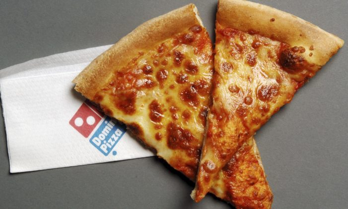 Domino's Pizza Canada Goes 100% Canadian With Cheese