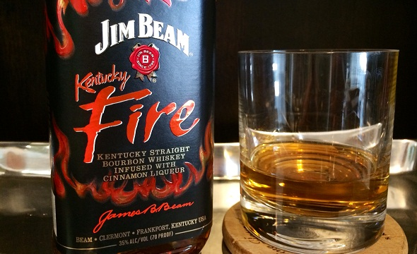 Jim Beam Introduces Jim Beam Kentucky Fire & New Digital Campaign