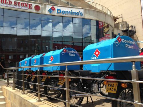 Domino's Pizza Opens First Store in Kenya
