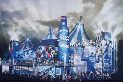 Bud Light Takes 'Whatever' To Super Bowl XLIX With First-Ever House Of Whatever