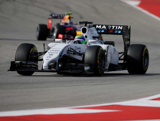 Williams Martini Racing Makes United States Debut