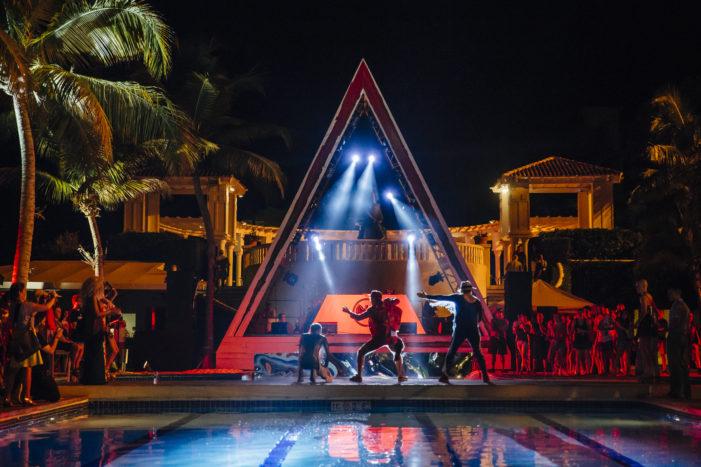 Calvin Harris, Ellie Goulding & Kendrick Lamar Headline Bacardí Triangle