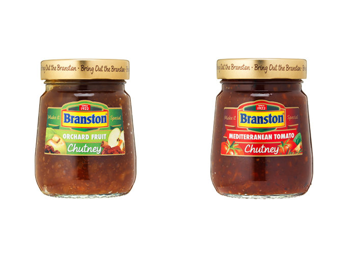 Parker Williams Crafts New Look For Re-launched Branston Chutney Range