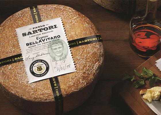 Sartori's BellaVitano Cheese Finishes in Top-16 in World