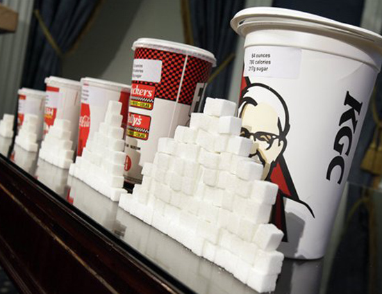 US Adult Consumption Of Added Sugars Up More Than 30% Over Three Decades