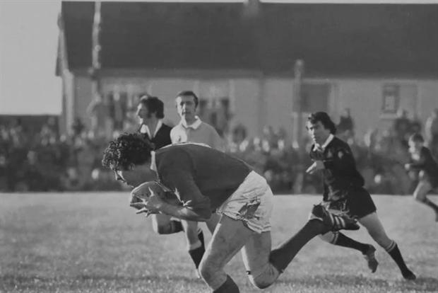 AMV BBDO Champions Rugby Legends in New Guinness Campaign