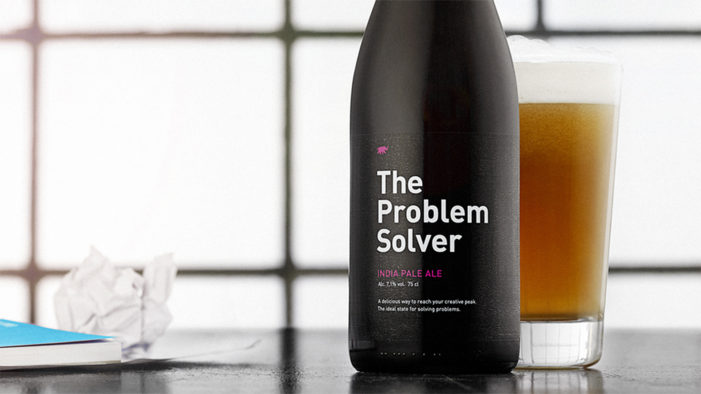 CP+B Copenhagen Attempts to Reach 'Creative Peak' Alcohol Level With Handcrafted IPA