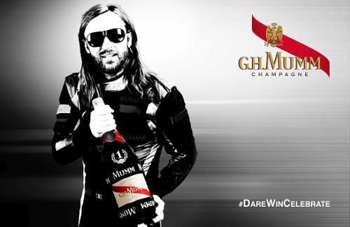 MUMM & David Guetta Unveil World's First Double Screen Music Video
