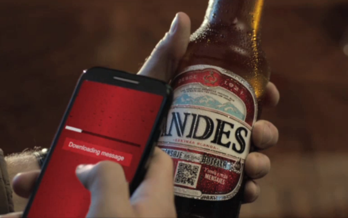 Del Campo Saatchi Breaks Tough News in Hilarious Andes Beer Ad