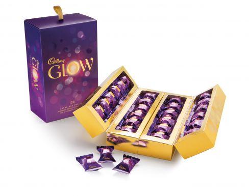 Mondelēz International Launches Pearlfisher Designed Cadbury Glow in India
