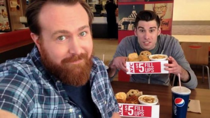 KFC Asks Consumers To 'Fill Up For Good' This Holiday Season