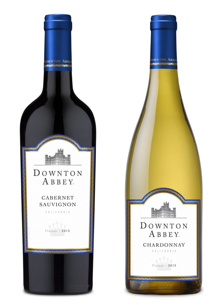 Downton Abbey Wines Launch Countess of Grantham Collection